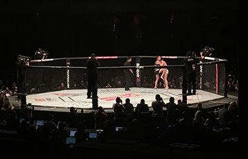 UFC – Brasília